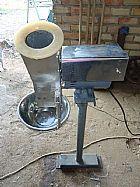 Maquina Raladora Universal em Aco Inoxidavel