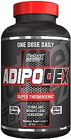 Adipodex 45 capsulas nutrex