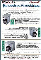 Batedeira industrial para 60 litros