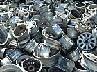 Sucata de Roda de  Aluminio