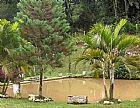 Chacara lazer casa piscina 2 lagos agua mina churrasqueira!
