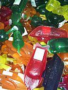 Suquinho Divertido em forma de Brinquedos