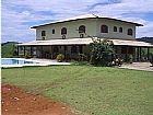 Fazendinha em papucaia com varias suites - caetano imoveis 3623-2297