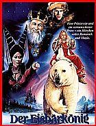 King - o rei urso polar dublado! imagem dvd importado!