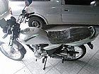 Moto sundow max se - zero km cor prata