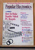 Colecao de revistas importadas de eletr�nica.