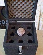Case para microfones.