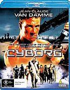 Cyborg dublagem classica menus extras imagem blu ray