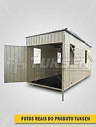 Container Escritorio NR-18 para Obras - Desmontavel e Modular