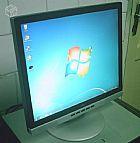 Monitor aoc 17 polegadas lcd com som,  tecl. e mouse em osasco