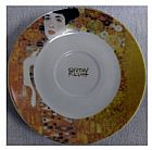 Pratinho de Porcelana Gustav Klimt Colecao Retrato de Adele Bloch-Bauer