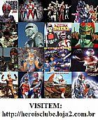 Tokusatu,  animes,  desenhos,  transformers,  batman,  ultraman
