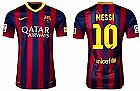 Camisa do messi barcelona