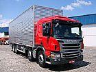 Scania p 310 8x2 fa�a cons�rcio unilance temos lance embutido