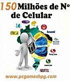 Lista telef�nica celular todo brasil atualizada