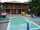 Braganca Chacara casa piscina campo lago e sauna
