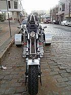 triciclo,  motor de monza 2.0 cambio automatico