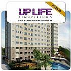 Apartamento up life pinheirinho - 02 dormitorios - 44m� privativos com 01 vaga