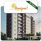 Apartamento bonjour fanny - 2 dormitorios com suite - 60 m� privativos