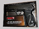 Pistola gamo pt-85 blowback co2 4,  5mm