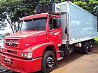 Mercedes 1620 truck bau frigorifico