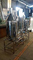 tanques inox , cervejaria, inox, brassagem.cozinha, fermentador, panela