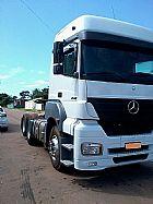Mercedes benz axor 2540 teto alto no mato grosso