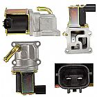 New idle air control valve iac fsn5-20-660b e9t-06871 fits mazda protege 626
