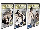 DVD Jiu jitsu Curso Completo de Defesa Pessoal Gracie Combate Vol 1 ao 13