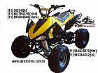 Quadriciclo 125cc semi automatico