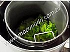 Centrifugadora de cesto macanuda