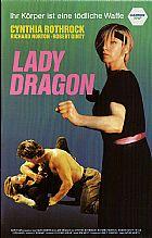 LADY DRAGON DUBLADO! imagem dvd importado!
