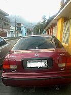 Honda civic automatico 98 no rj