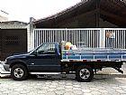 Caminh�o ou caminhonete chevrolet s10 2.2 carroceria de madeira