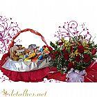 cesta de cafe da manha minha mae (dia das maes)(62)85701915