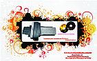 impressora epson stylus t1110 adaptada para impressao de Cds e Dvds