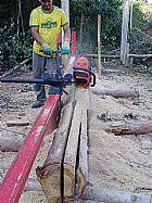 Serra tabua Serraria movel portatil para usar com motosserra por apenas 1300,   00