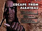 Fuga de alcatraz dublagem classica menus e extras