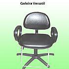Cadeira Versatil para Cabeleireiro Equipamentos para Salao de Beleza