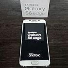 Samsung galaxy s6 edge 64gb original Anatel Nf