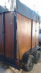 Fabrica de Reboques,  Carga e Cavalo