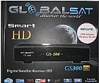 Global sat gs300  modelo Hd wifi