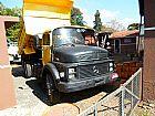 1519 ano 75 modelo 1983 motor novo truck hidraulico cacamba caixa 8 zf da melhor
