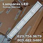 Lamparas LED de todos tipos en Dominicana