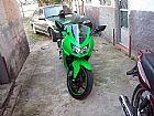 Moto Kawazaki Ninja 250R