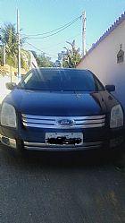 ford fusion 2007 completo vendo ou troco