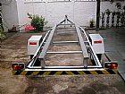 Carreta rodoviaria para barcos 0km nova 2015