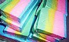Lembrancinhas - 50 Mini Sabonetes Arco-iris
