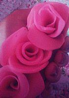 Lembrancinhas - 50 Sabonetes em forma de Rosas