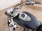 Moto Custom Magma VT125 estilo Harley trc por trilha